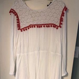 Eloquii Dresses - Eloquii White Dress